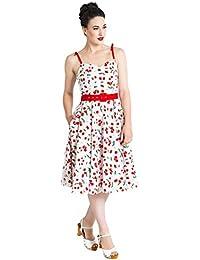 Amazon.it  vestiti anni 50 - Hell Bunny   Vestiti   Donna  Abbigliamento 3759e36a303
