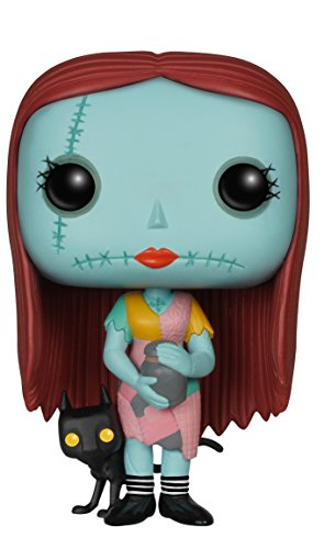 Funko 5896 POP! Vinylfigur: Disney: NBX: Sally w/ Nightshade