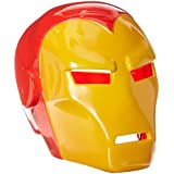 Rubie 's Rubie' s oficial de la oficial Marvel Iron Man máscara para adulto–Talla única