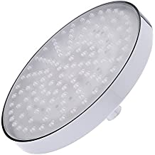 'Anself ld8030-c1 – LED Pommeau de douche 8 de couleurs cambiados redondo 3 colores(temperatura sensor)
