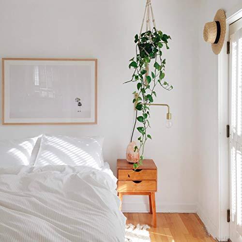 """sleepwise \""""Soft Wonder-Edition Bettwäsche (White/Grey Stripes, 135 x 200 cm)"""