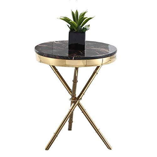 Couchtische Wohnzimmer Halterung Runden Kleinen Tisch Goldenen Runden Sofa Seite Tee Tisch...