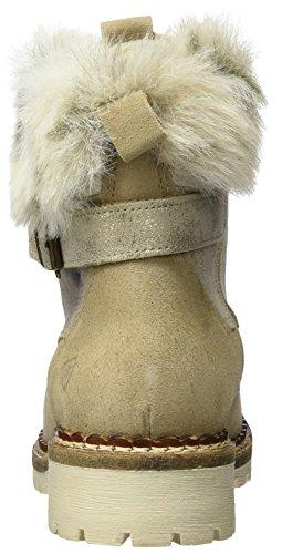 Tamaris 26076, Bottes Rangers Femme Beige (Beige Comb 430)