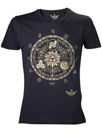 T-shirt 'The Legend of Zelda' - Golden Map - Taille M