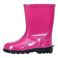 Lemigo OLI Wellington boots for children, Farbe:Pink;Größe:28