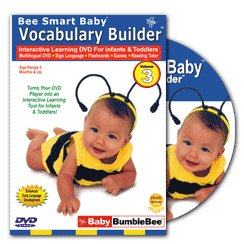 Bee Smart Baby: Vocabulary Builder 3 [Import USA Zone 1]