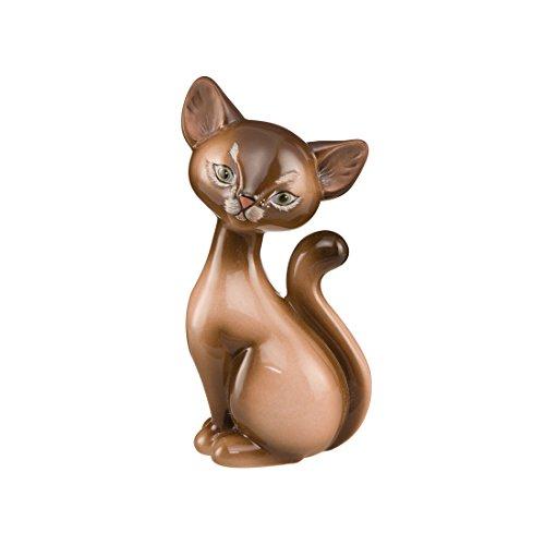 Goebel Somali Kitty, Kitty De Luxe, Katze, Kätzchen, Figur, Dekoration, Porzellan, 66800961 -