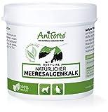 AniForte BARF Line Natürlicher Meeres - Algenkalk 250 g – Wilde Rotalge - hohe Anteil an Calcium - Naturprodukt für Hunde und Katzen