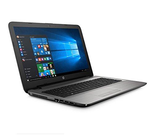 HP 15-BA017AX 15.6-inch Laptop (A8-7410/4GB/1TB/DOS/2GB Graphics), Turbo Silver image