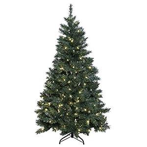 Best Season 609-02 LED-Weihnachtsbaum Ottawa beleuchtet, outdoor