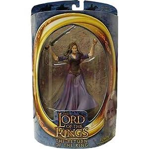 De el Señor de los anillos: las dos torres: Collector Series 1Eowyn con espada Ataque Acción 4