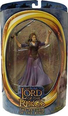 De el Señor de los anillos: las dos torres: Collector Series 1Eowyn con espada Ataque Acción 1