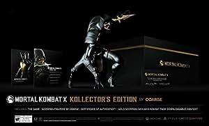 Mortal Kombat X - édition Kollector par Coarse