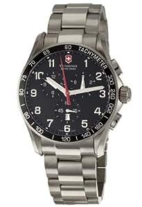 Victorinox Swiss Army Hommes 241261 Classic Chronograph Cadran Noir Regardez