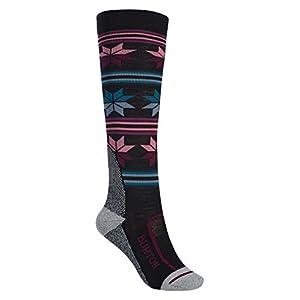 Burton Damen Ultralight Wool Sock Snowboard