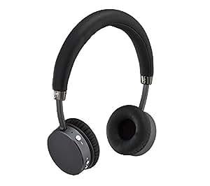 goji collection wireless bluetooth headphones black electronics. Black Bedroom Furniture Sets. Home Design Ideas