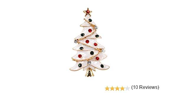 Demarkt Mini Sapin de Noel No/ël D/écorations de No/ël Les d/écorations de No/ël Id/éal Les Cadeaux de No/ël pour Christmas Day