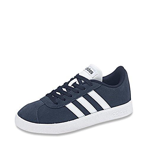 adidas vl court blu