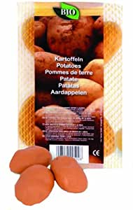 Tanner - Pretend Play Small Scale Potatoes in a Net