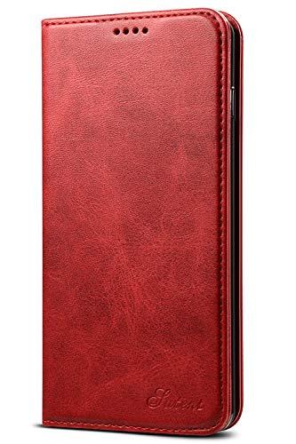 Herren 8in Leder (HARRMS Samsung Galaxy S9(5,8