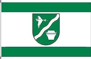 Flagge Fahne Bannerflagge Hamdorf - 80 x 200cm