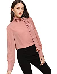 Stylistico Women's Casual Regular Plain Top