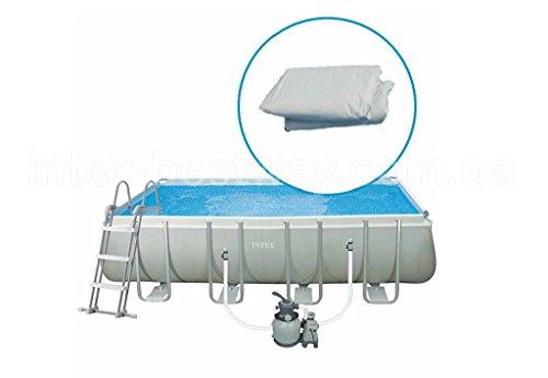 legnagoferr–Intex 10940Liner Schale PVC Ultra Frame rechteckig 732x 366x 132hcm (Struktur ohne Pfosten) Ersatzteile Intex Store