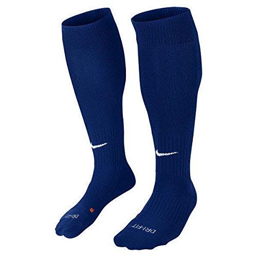 Nike Classic II Stutzenstrumpf -394386-, Größe:42-46;Farbe:MIDNIGHT NAVY/WHITE