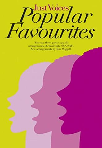 Just Voices: Popular Favourites