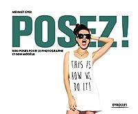 1001 poses!   Véritable livre d'inspiration pour le photographe et son modèle, ce guide de poses est un outil précieux pour bien débuter une séance photo, que vous vous trouviez devant ou derrière l'objectif. Il vous permettra d'identifier d'un s...