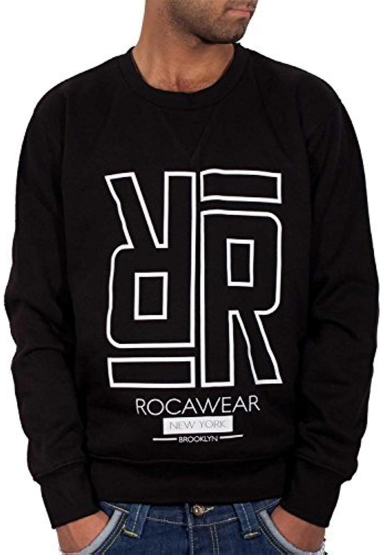 f6b2873616 Rocawear Uomini Ragazzi Stampino Stampino Stampino Doppio R Felpa Maglia  Hip Hop | Design ricco