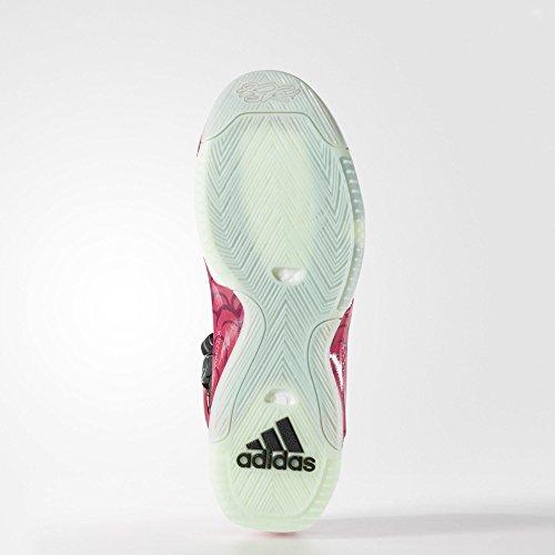 Adidas D Rose 6 Boost Core Nero / Grassetto Rosa / Verde Congelato F15