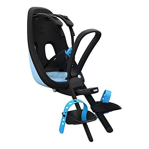 Thule Baby Vorne Angebrachter Fahrradkindersitz, blau, One Size