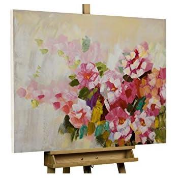 Kunstloft Peinture Acrylique Sur Toile New Romance 100x75cm