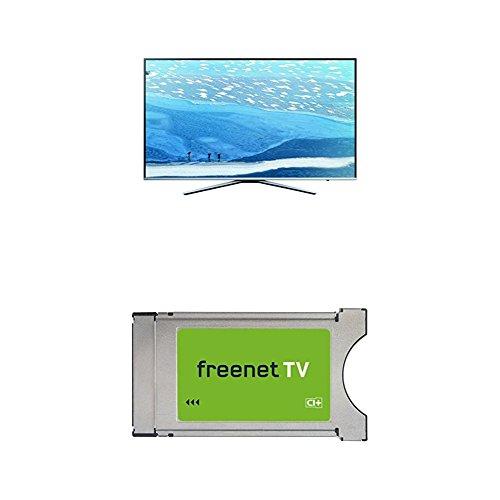 Samsung KU6409 Fernseher + Freenet CI+ Modul