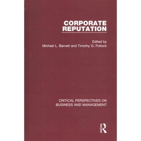 Corporate Reputation PDF Books