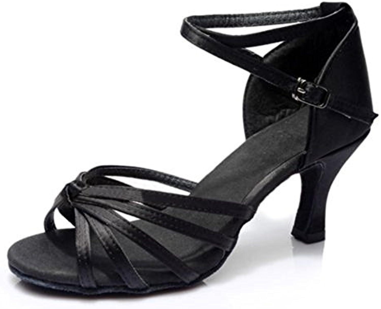 newday paradis est des femmes est paradis la danse latine talons Madame salsa chacha ballroom chaussures sandales b079drfmw6 parent des talons. 1d1305