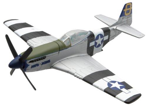 Corgi Toys - CCC99304 - Véhicule Miniature et Circuit - Mustang P51
