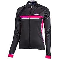 Rogelli Damen Radsport Winterjacke Softshell Bice
