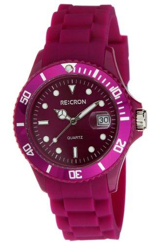beerenfarbene-recron-unisex-armbanduhr-analog-uhr-verschiedene-farben-wahlbar