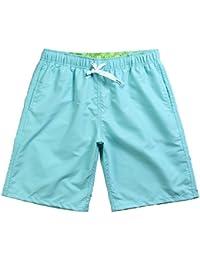 Pantalones Cortos de Surf de Secado Rápido Banador de Natacion para Hombre