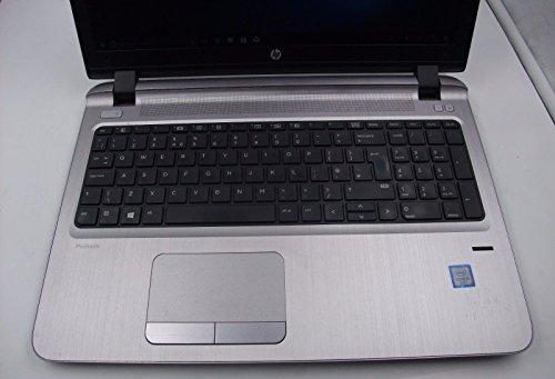 HP ProBook 450 G3 NoteBook i5-6200U 2 3GHZ 8GB 320GB HDMI USB3 WebCam Windows 10