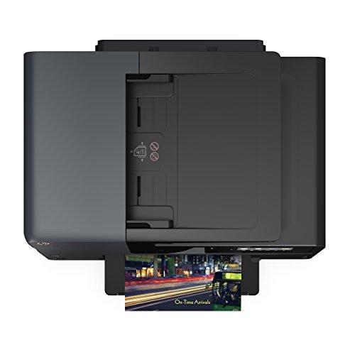 Bild 2: HP Officejet Pro 8620 (A7F65A) All-in-One Multifunktionsdrucker (A4, Drucker, Kopierer, Scanner, Fax, NFC, WiFi, Duplex, USB, 4800 x 1200 dpi) schwarz