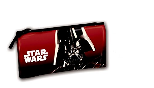 Copywritte Star Wars Estuches, 22 cm, Rojo
