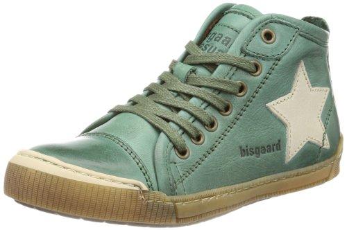 Bisgaard Schnürschuh 30704213 Unisex-Kinder Sneaker Grün (30 Green 30)