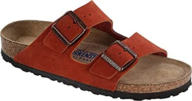 birkenstock slipper 39 39 arizona 39 39 aus echt leder in rooibos tea 42 0 eu s schuhe. Black Bedroom Furniture Sets. Home Design Ideas