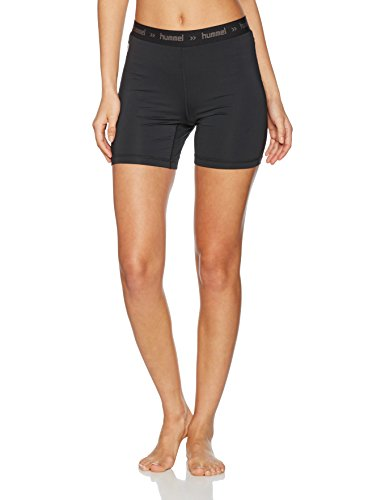 hummel Damen First Perf Hipster, Black, M