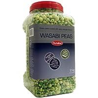 Yutaka Wasabi Peas 2 Kg. (Paquete de 1)