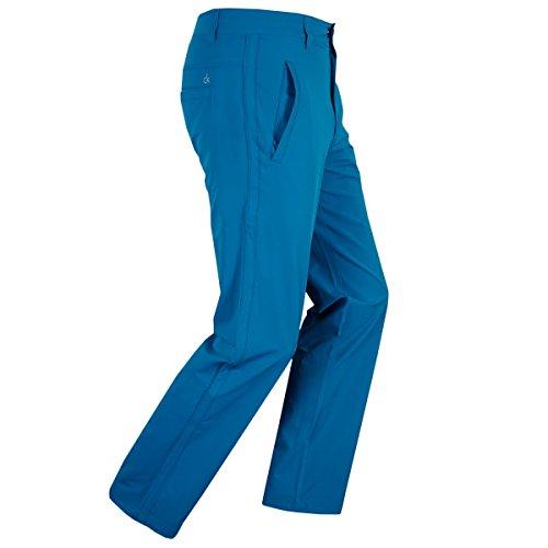 Calvin Klein Golf Herren CK Bionic Stretchhose - Kobaltblau - 32-31