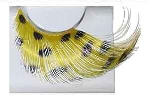 Eulenspiegel-EULC001042 Pestañas Artificiales, Multicolor (EULC001042)
